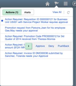 Fluid Notifications Screenshot