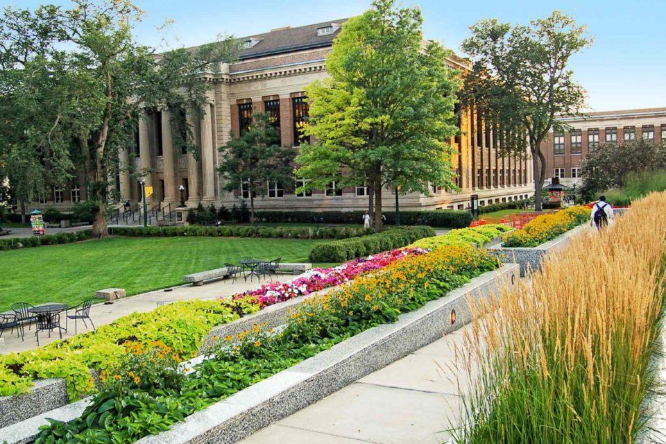 University of Minnesota Campus