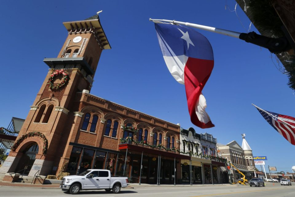 Dallas Flag